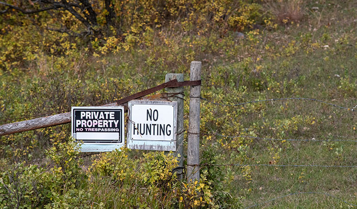 3 Things to Keep In Mind When Asking for Permission to Hunt on Private Land