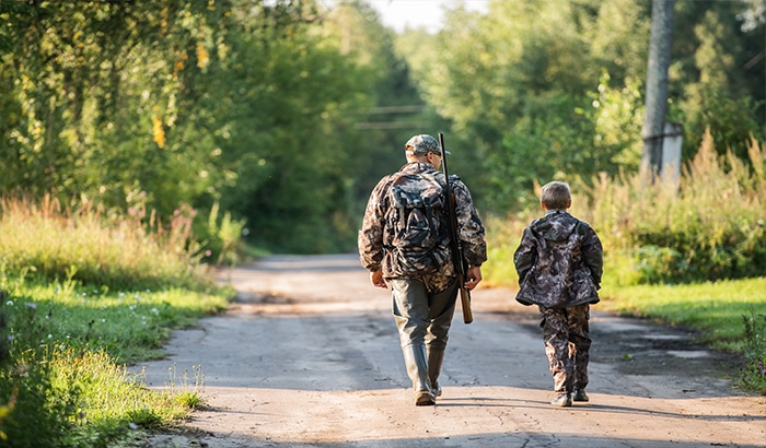 7 Tips For Bringing Your Kids Hunting