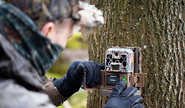 Ways To Use Your Trail Cams Throughout The Off Season