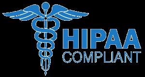 HIPAA Compliant USA Logo